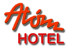 logo Hotel Atóm